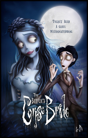 Stupendous Tim Burtons Corpse Bride The Ferguson Theater Pdpeps Interior Chair Design Pdpepsorg