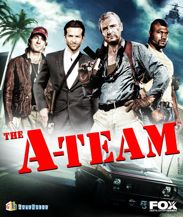 The A Team The Ferguson Theater
