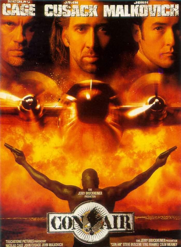 Con Air ปฏิบัติการแหกนรกยึดฟ้า HD 1997