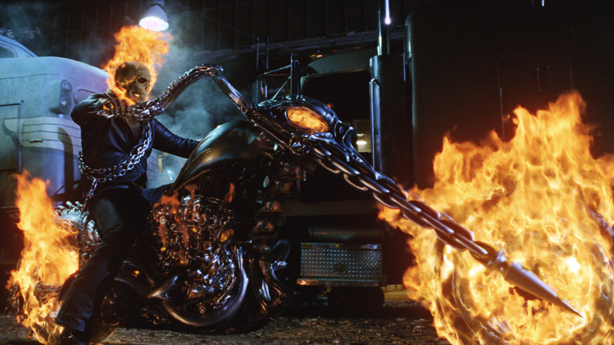 Rider Fan Photos And Ghost Rider Fans Did