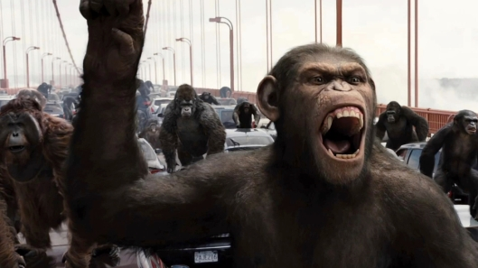 Image result for rise of the planet of the apes