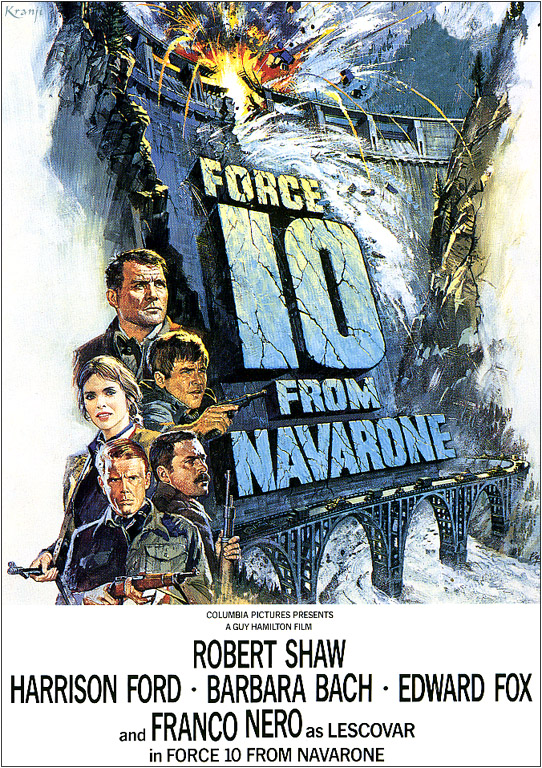 Force 10 From Navarone The Ferguson Theater Force 10 from Navarone