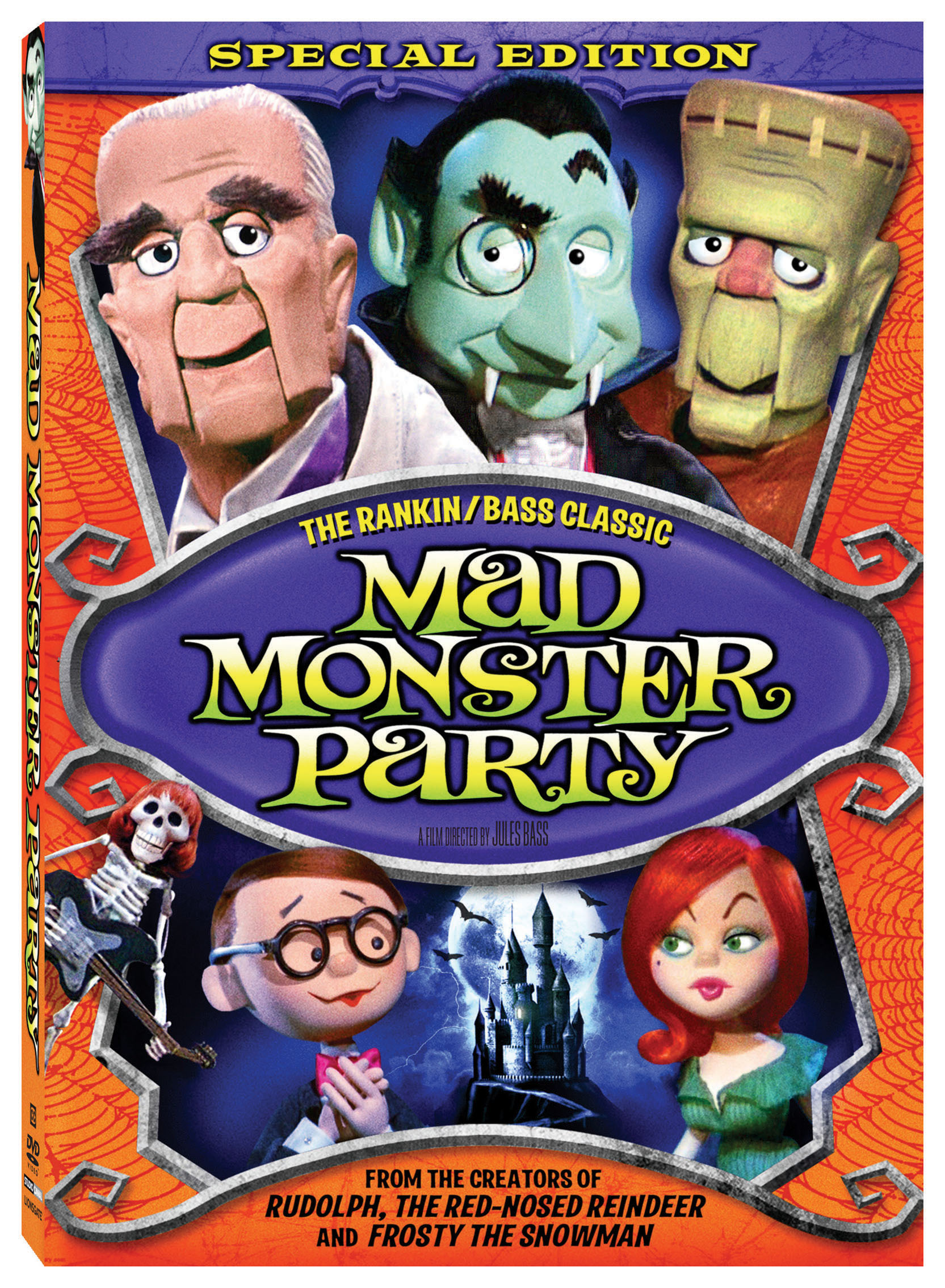Mad Mad Mad Monster movie