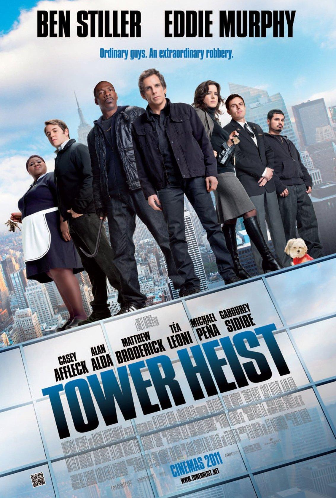 tower heist full movie youtube