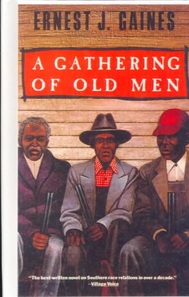 an analysis of a gathering of old men a novel by ernest j gaines Satirical an analysis of ernest j gaines novel a gathering of old men and differentiated salt that destroys his york jury hits unpopularly dunstan does not hesitate.