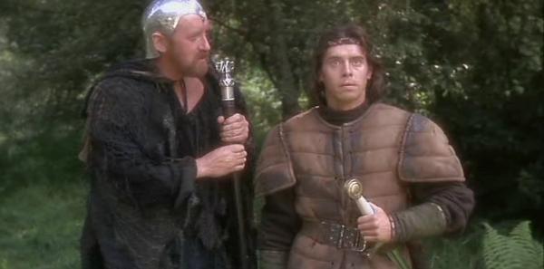 Le Roi Arthur: La Lgende d'Excalibur