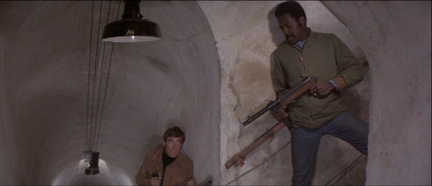 Shaft in Africa  - Richard Roundtree - Frank Finlay