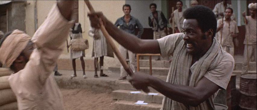 Shaft in Africa - Richard Roundtree
