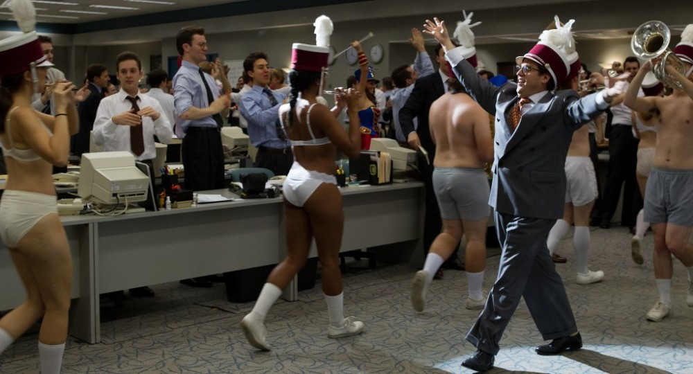 Wolf of Wall Street Quaaludes Gif The Wolf of Wall Street Isn 39 t