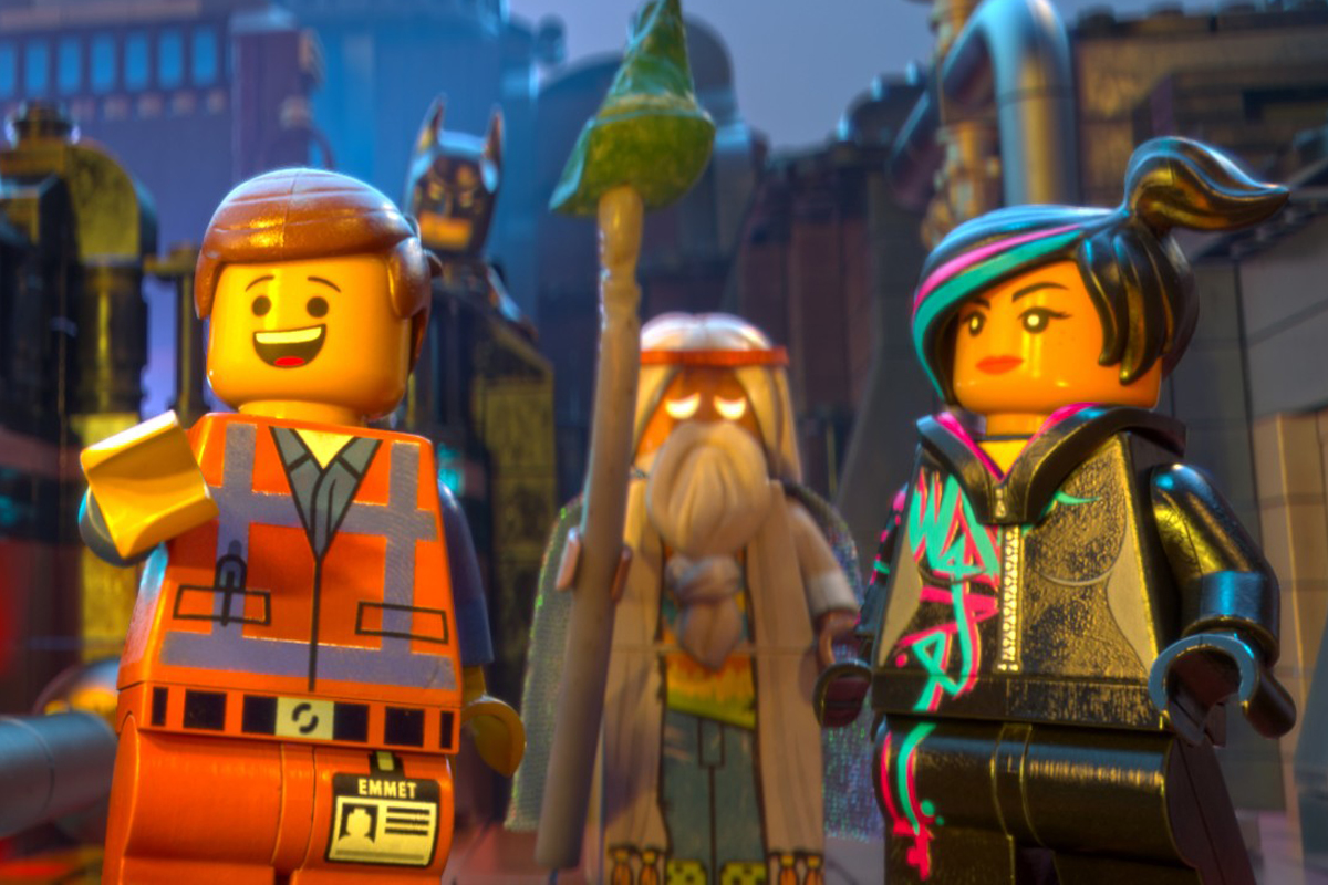 the lego the movie