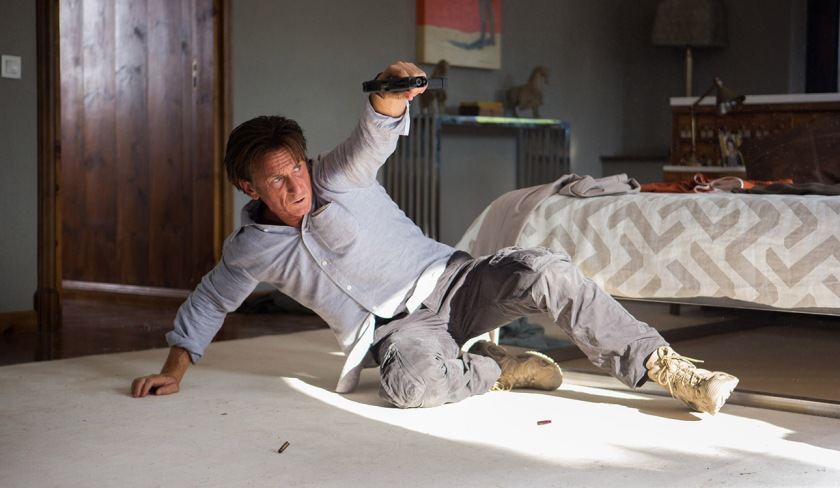 Movie review: 'Gunman' shows Penn preachy, violent and a bit out-of-date