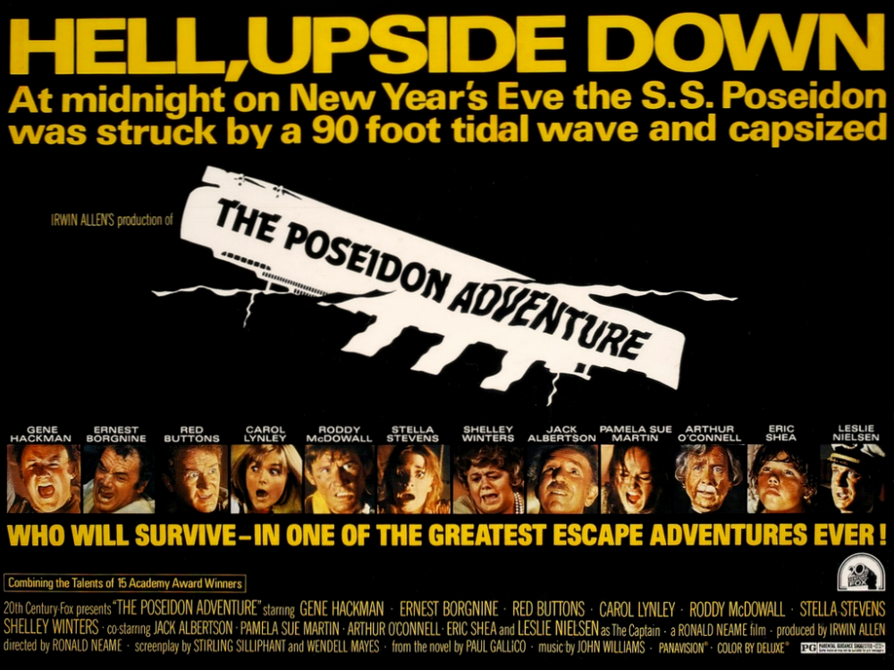 the-poseidon-adventure poster 2