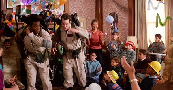 ghostbusters-ii-winston-zeddemore-raymond-stantz-kids-birthday-party-dan-aykroyd-ernie-hudson