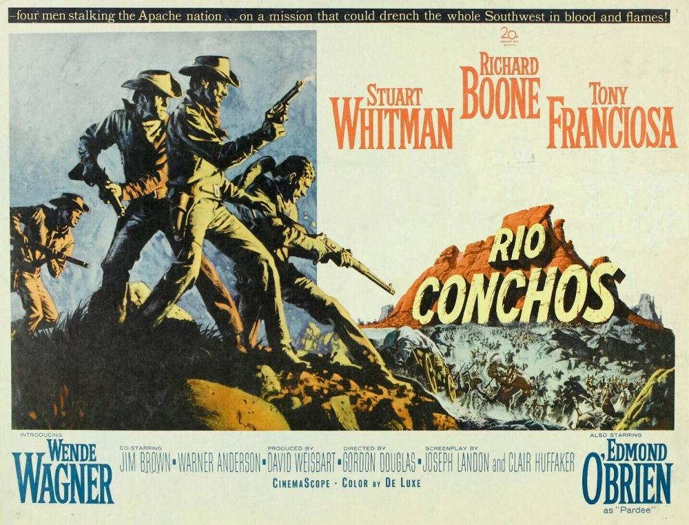rio-conchos-poster
