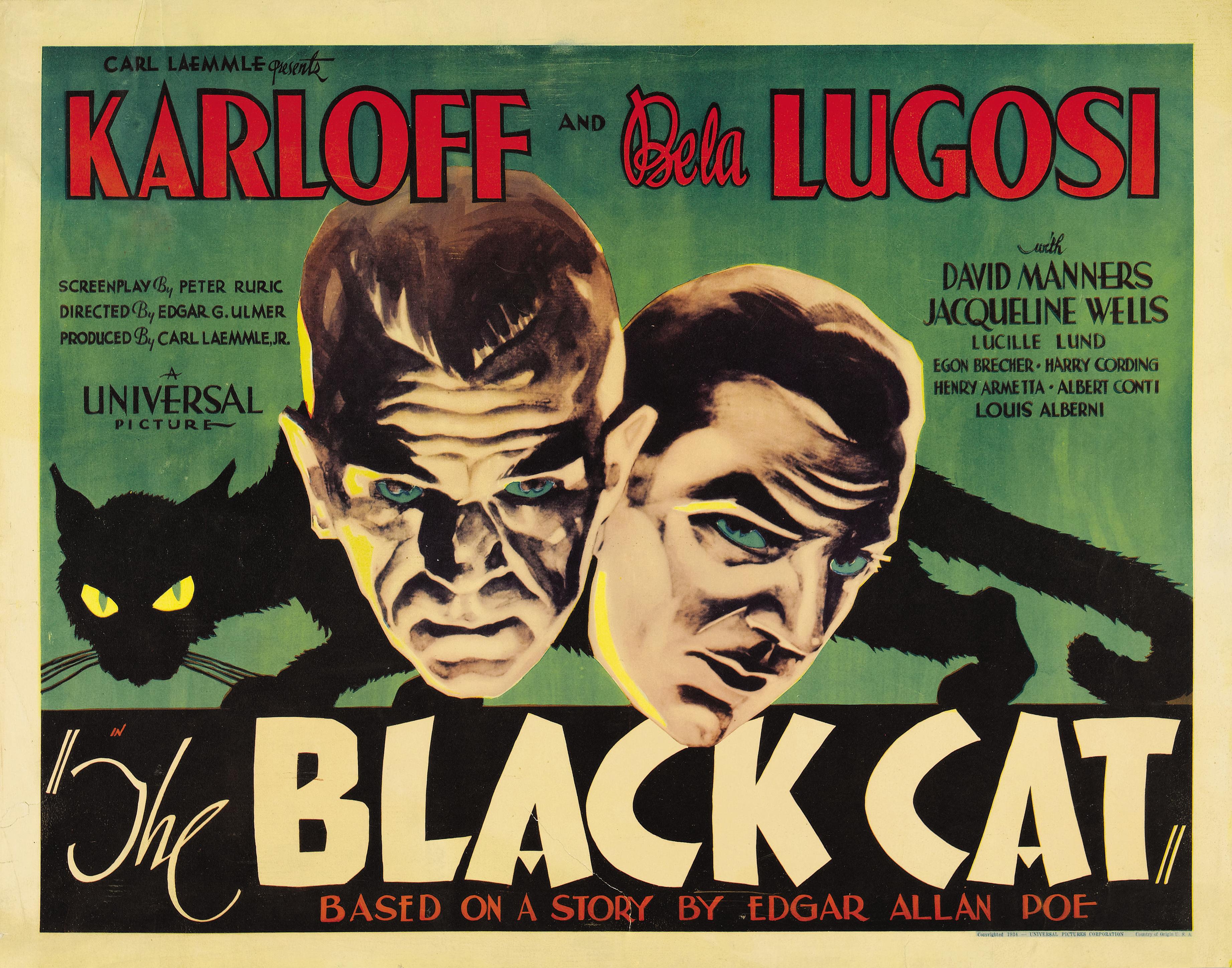 Poster - Black Cat, The (1934)_02.jpg