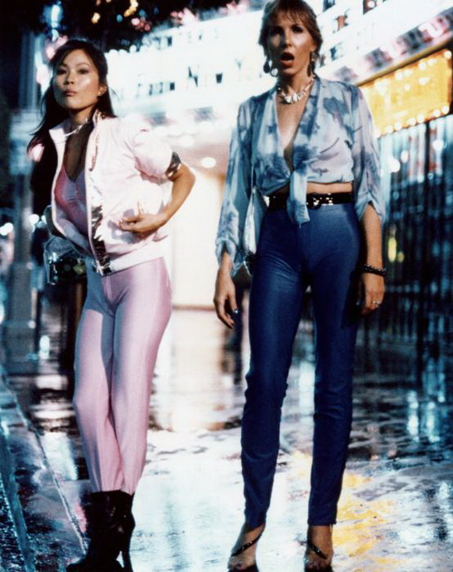VICE SQUAD, from left: Lydia Lei, Kelly Piper, 1982. ©Avco Embassy