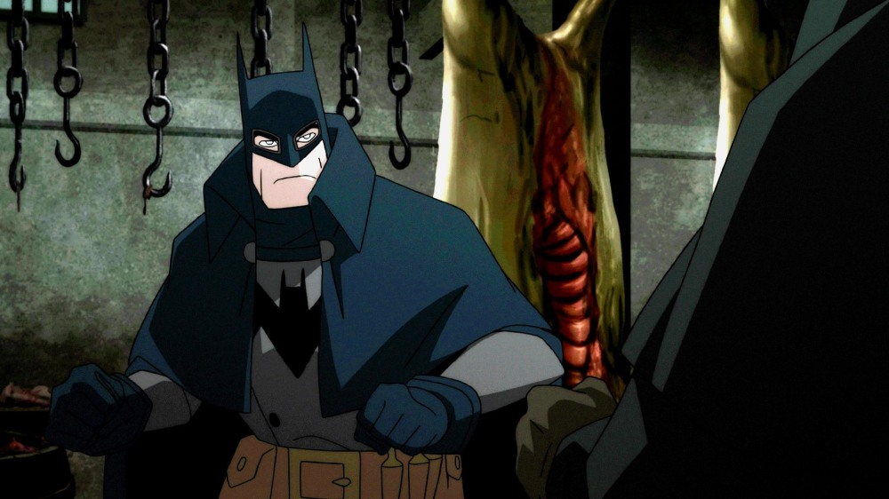 Batman Gotham By Gaslight The Ferguson Theater