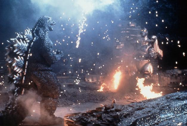 Godzilla Gegen Mechagodzilla Ii