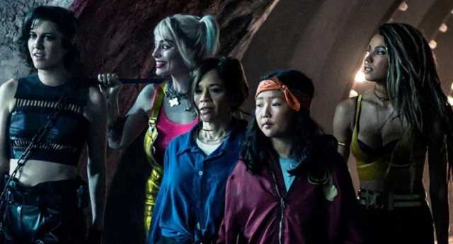 Birds Of Prey And The Fantabulous Emancipation Of One Harley Quinn The Ferguson Theater